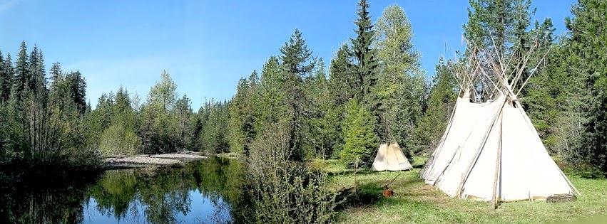 Lost Creek camp