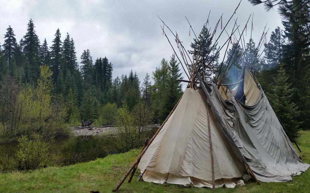 Lost Creek Longhouse  Chapter 1: Getting There